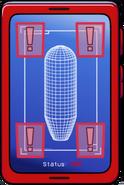 Repair Drill Red