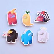 Among Us Sticker Set (Item)