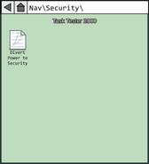 The Skeld Task Tester 2000 (Security)