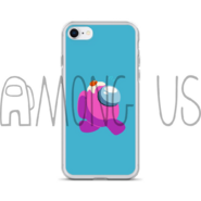 Pink Egg Cell iPhone Case