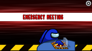Blue calls emergency meeting