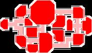 Blank ehT dlekS map