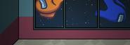 Host menu background