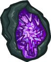 Sort Samples purple gem