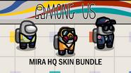 MIRA HQ skin bundle