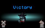 Impostor victory