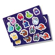Space Bean Sticker Sheet