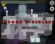 Polus Admin Comms Disabled