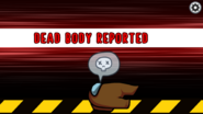 Brown's body is reported