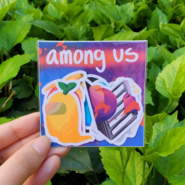Among Us Sticker Set (Cover)