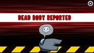 Gray's body is reported