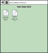 The Skeld Task Tester 2000 (Communications)