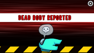 Cyan's body is reported