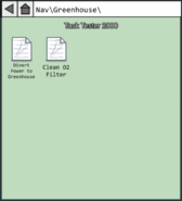 MIRA HQ Task Tester 2000 (Greenhouse)