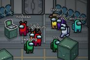 Bugged lobby