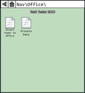MIRA HQ Task Tester 2000 (Office)