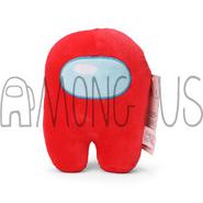 Red Crewmate Plush