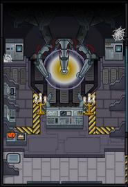 MIRA HQ Reactor Halloween