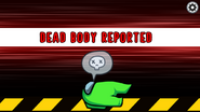 Lime's body is reported