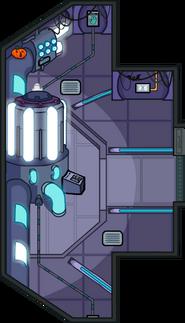 The Skeld Reactor Halloween