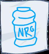 Buy Beverage NRG drink paper