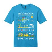 Southern Hemisphere Holidays T-shirt