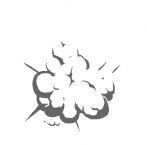 Clear Asteroids explosion