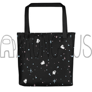 Ejected Tote (Small Print)