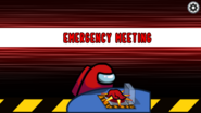Red calls emergency meeting