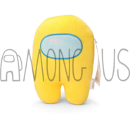Yellow Crewmate Plush