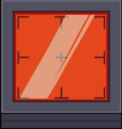 BoardingPass Card (Red)