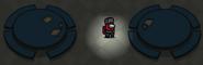 Обзор при саботаже электричества (The Skeld)