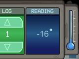 Record Temperature