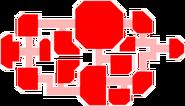The Skeld Blank Map
