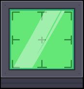 BoardingPass Scanner (Green)