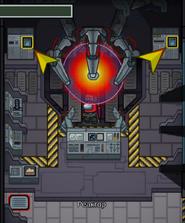 Reactor Sabotaged MIRA HQ