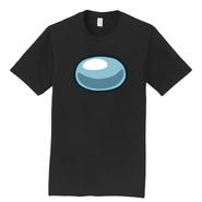 Negro camiseta de Tripulante
