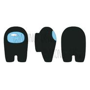 Negro peluche (diseño)