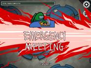 Verde reunión de emergencia