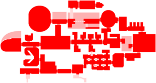 Mapa en blanco