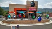 Dunkin' Donuts Art by The Amogus 2021