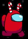 Player Christmas Walk Animation