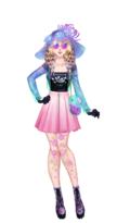 Flowery Modern Witch 1