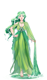 Sea Foam Daughter 6