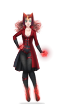 Red Sorceress 1