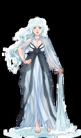 Sea Foam Daughter 2