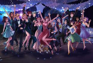 Imagem bônus - O fim do baile