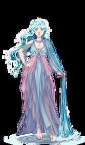 Sea Foam Daughter