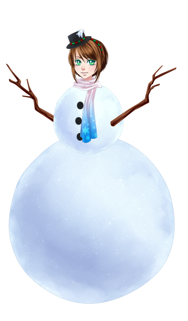 Noël 2013 Snowman.png
