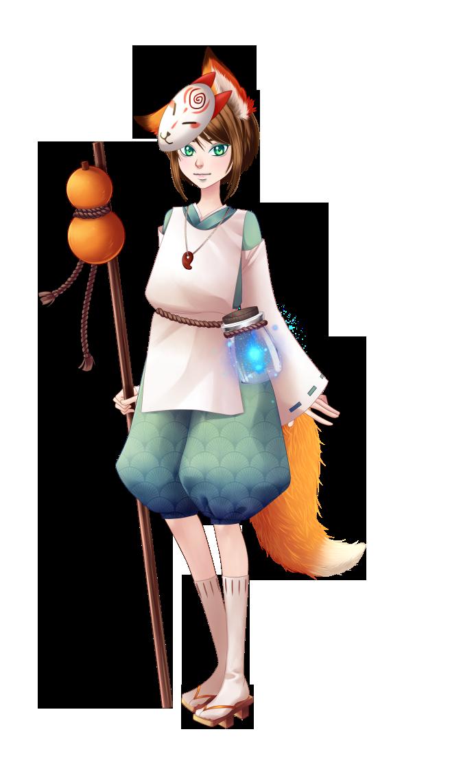 Halloween 2016 Kitsune.png